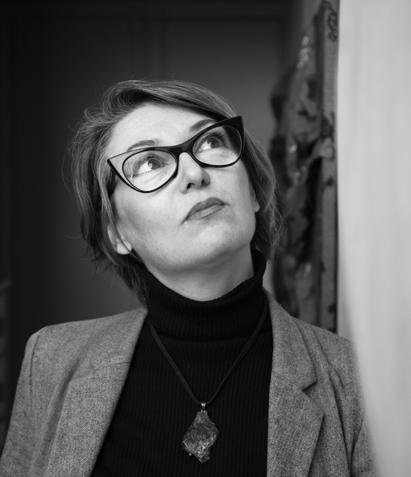 Café de la prospective du 4 octobre – Raphaële Bidault-Waddington